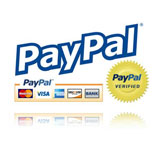 PayPal integrated with freetobook