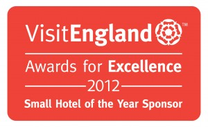 visitengland awards for excellence 2012