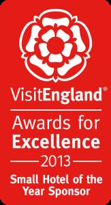 Visit England Awards2013
