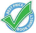 Book Direct for the best price