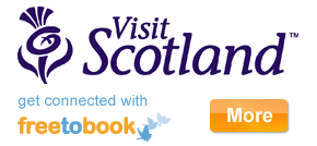 VisitScotland and freetobook connected