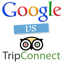 Google PayPerClick vs. TripConnect