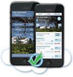 Mobile Hotel Websites