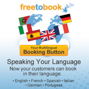 Multi Language Online Booking System