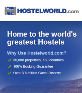 Channel manager for HostelWorld