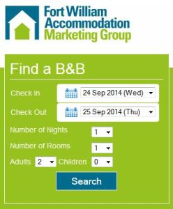 together fort william accommodation group