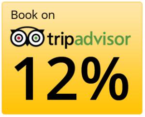 Twelve Percent commission on TripAdvsior