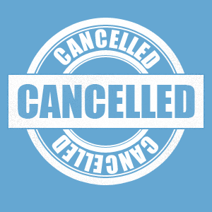 High level of cancellation