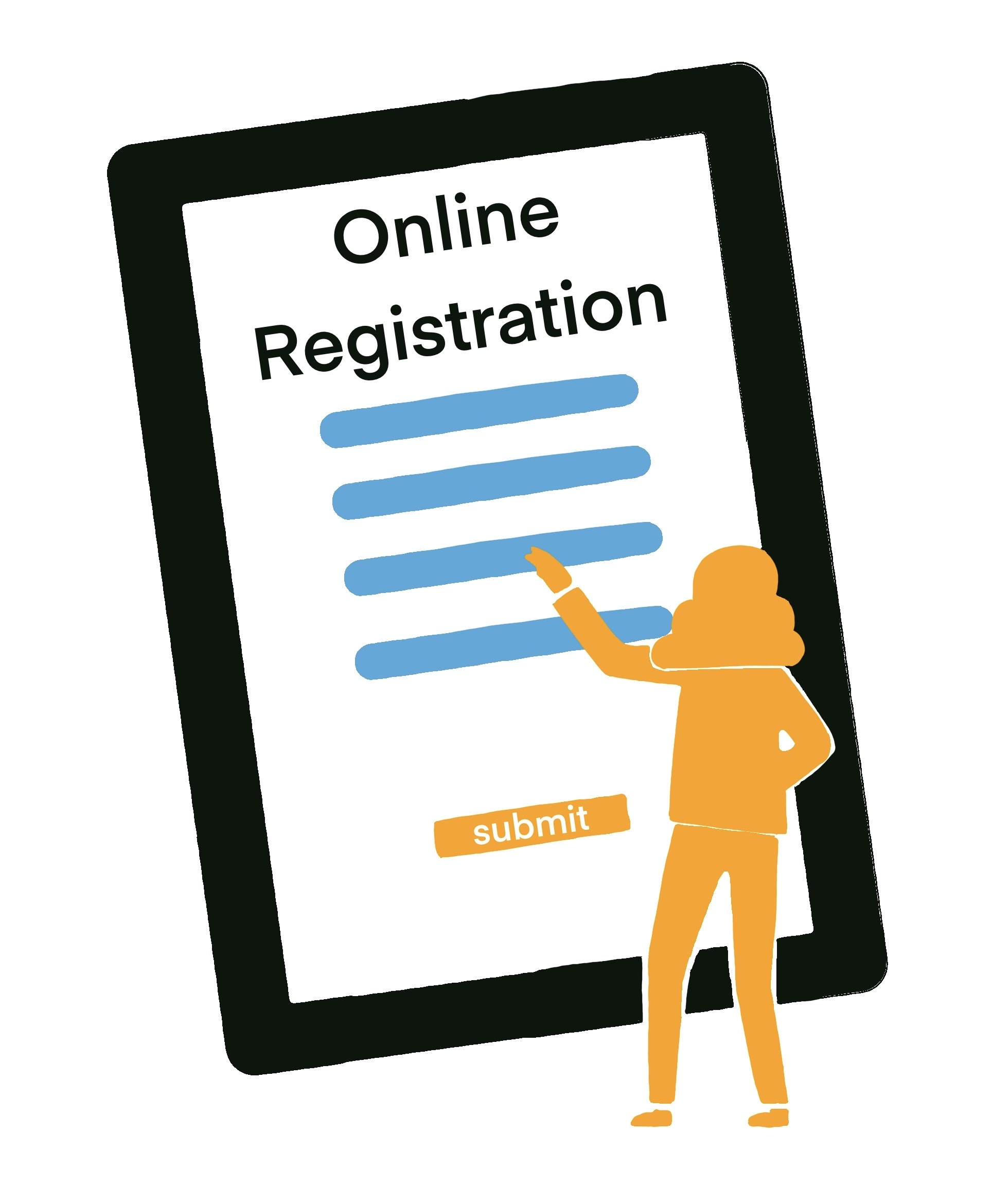 online registration for hotels