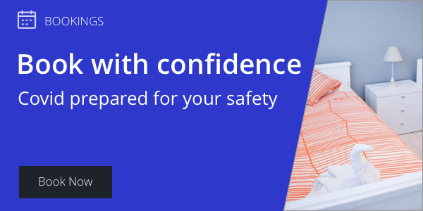 Book with confidence Covid19 ready