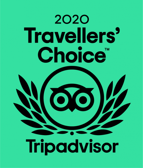 Travellers Choice awards 2020
