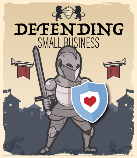 defending small business